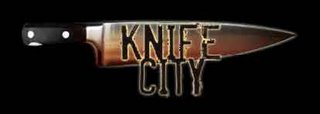 Knife City logo.