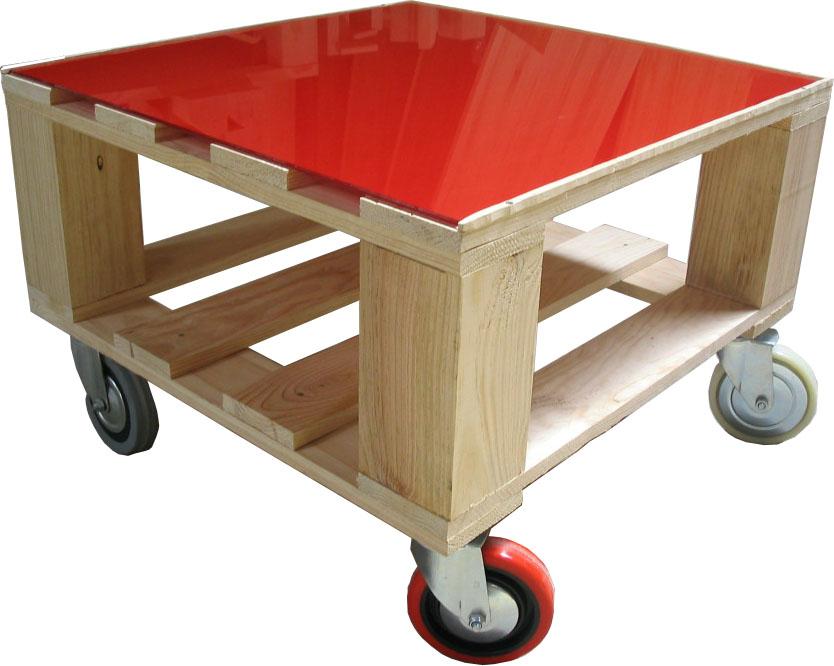El blog de indubrik mesa con ruedas for Mesa escritorio con ruedas