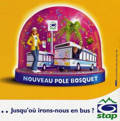 [Pau] Mise en place du nouveau pôle Bosquet STAP0083