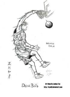 Kazuhiko Aikawa - Dear Boys Act 2