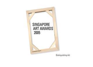 Singapore Art Awards