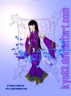 Sapphire Maiden