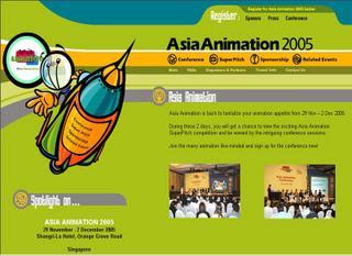 Asia Animation 2005