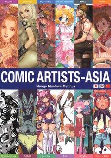 Comic Artists - Asia