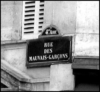 Objectif tofs de rues la rue des mauvais gar ons for Rue des garcons