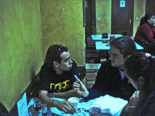 Disidencia con LaDuchaFría