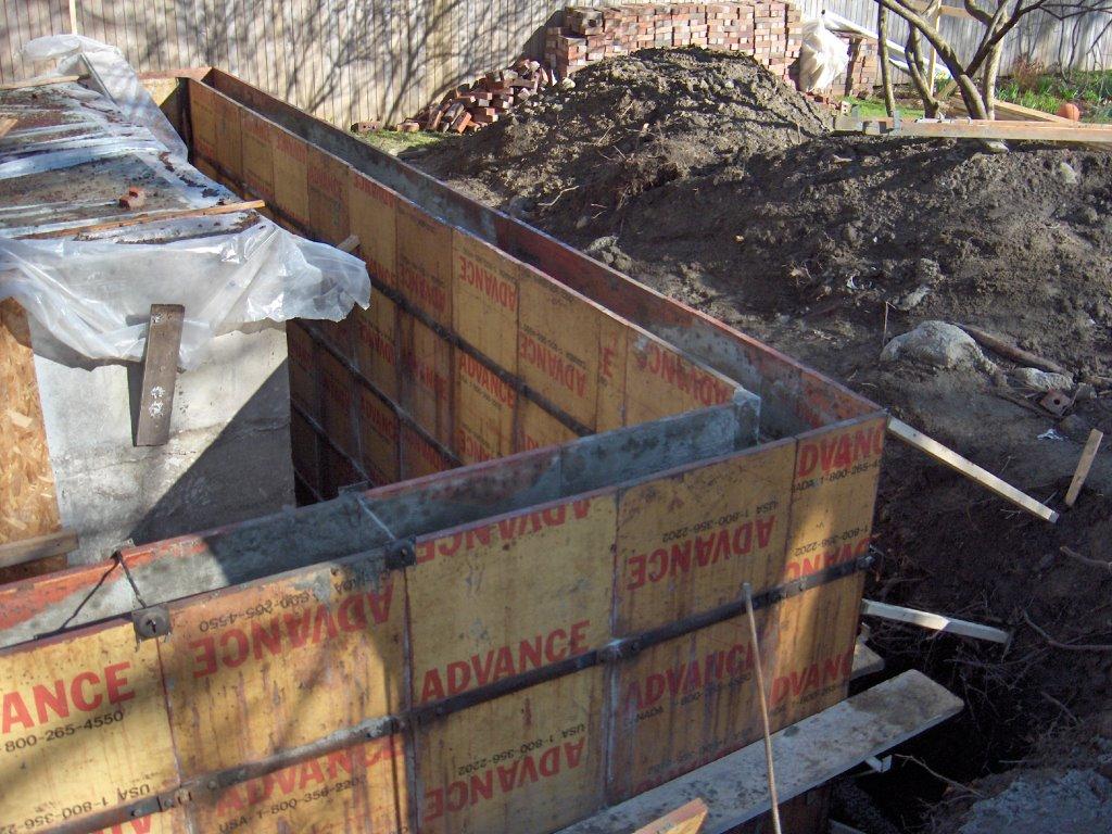 Mon extension - Impermeabiliser un mur exterieur ...