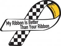 My ribbon is better than your ribbon