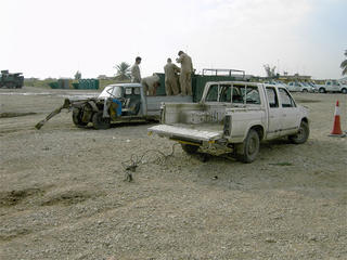 Vehicle-borne IED (VBIED)
