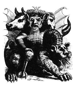 Tobin's Spirit Guide: Asmodeus Part 1 - Demonology Profile