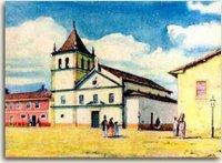 Vila São Paulo de Piratininga, 1700 d.C.