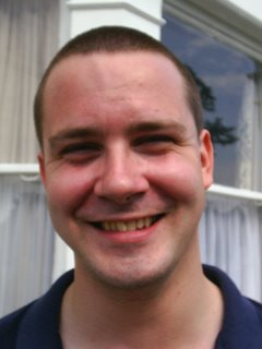 Gareth Thompson, your CF Area Chairman