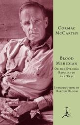 Blood Meridian prologado por Harold Bloom