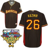 Scott Kazmir Named To AL All-Star Team