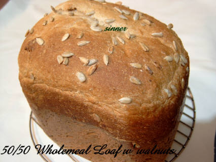 multigrain wholemeal loaf