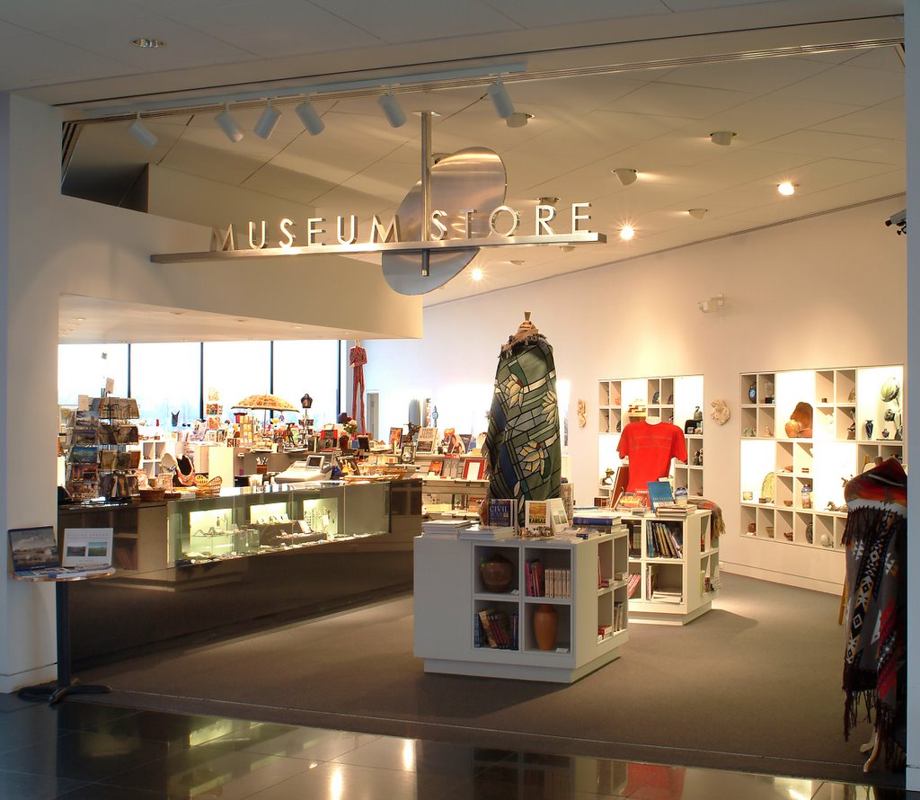 Wichita art museum for Best museum shops online