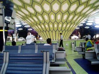 Abu Dubai airport