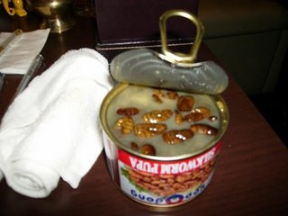 Malnutrition in a can