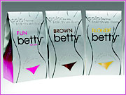Betty Beauty Pubic Hair Die
