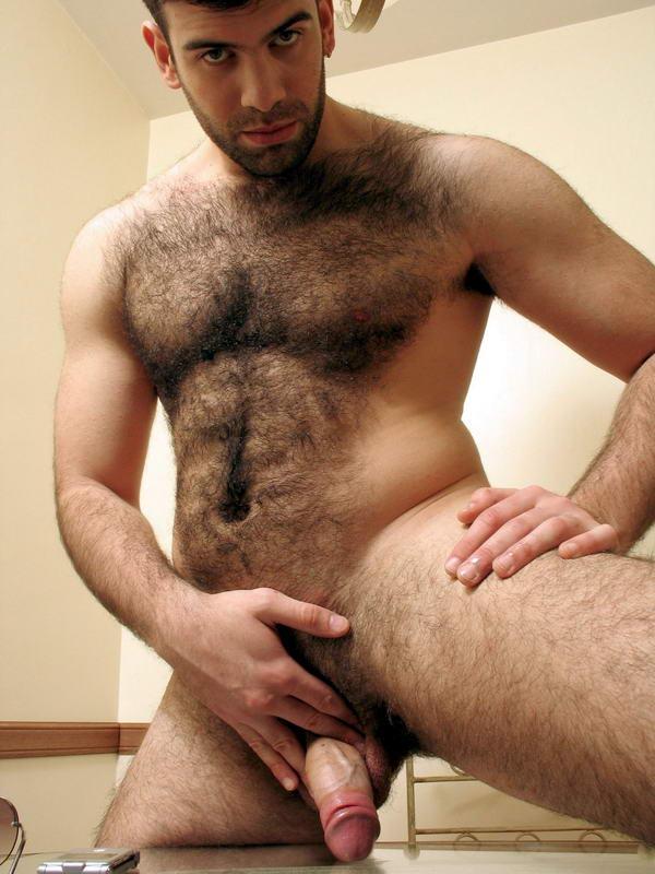 Волосатый гей фото