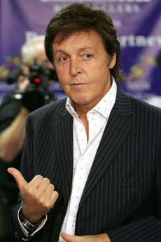 Former Beatle Paul McCartney Has Been Told To Pull Down A Log Cabin At His Estate