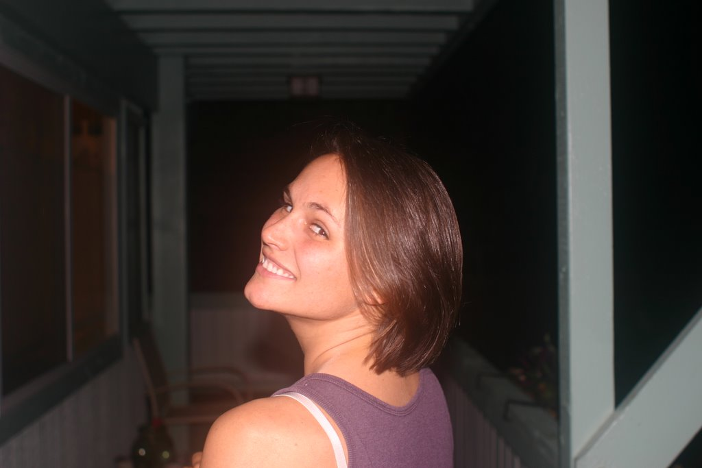 Alexis Bilderback Video Blog The New Haircut