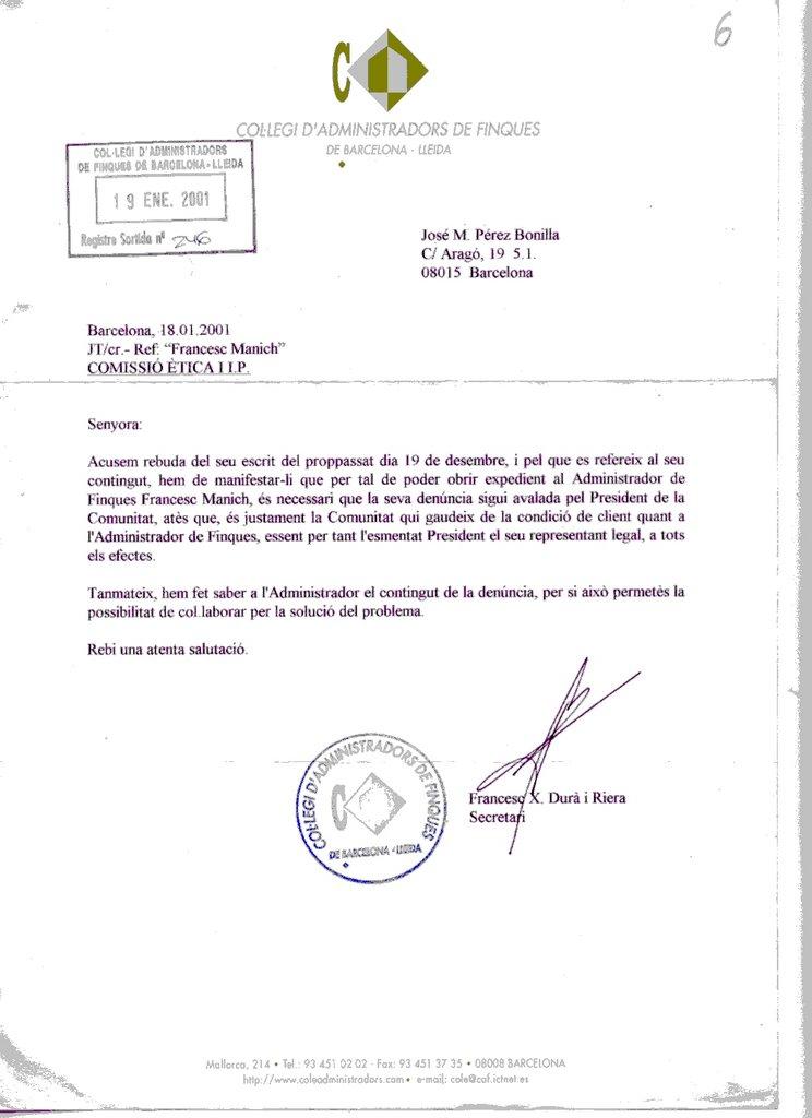 Aragon19barcelona - Colegio administradores barcelona ...