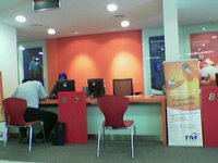 Telekom Malaysia may have redecorated their front office, but their slow office leaves much to be desired with their slow service.