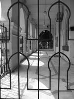 KL Magistrate corridor in BW