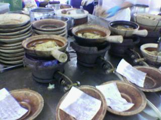 Preparation of famous Klang Bak Kut Teh