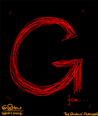 G for...