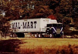 WalMart truck 1979