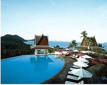 Le Royal Meridien Baan Taling Ngam Samui resort hotel