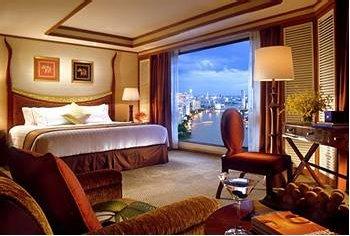 royal orchid sheraton bangkok hotel