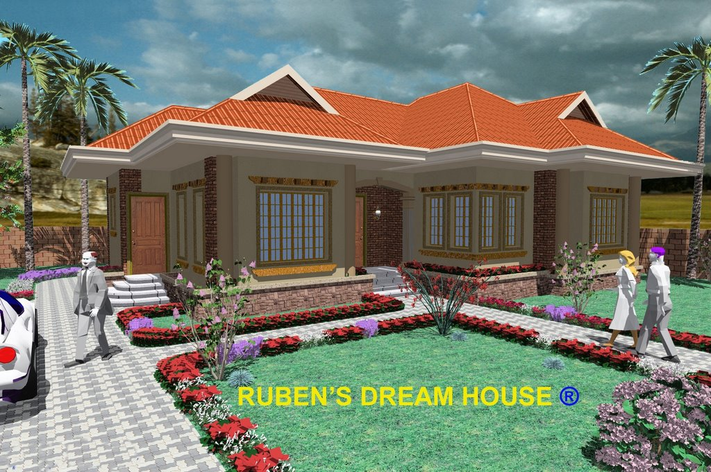 Vhenz rel aded my dream house My dream homes