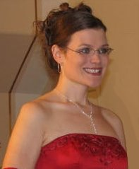Smiling Matron of Honor 1