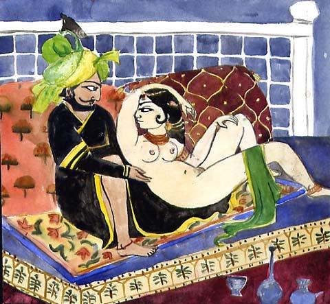 Kama-Sutra hay dieciocho tipos de penetración