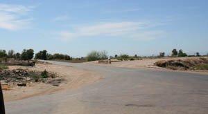 San Luis Mexico Road