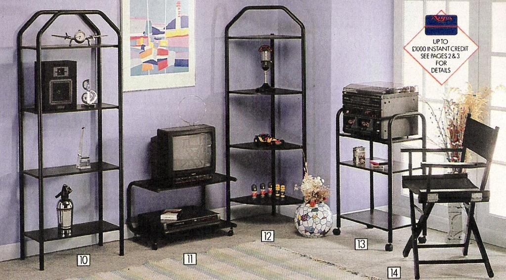 Home Decor: Living Rooms To Die For   1980s Style!