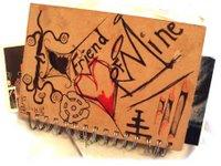 Friend notebook