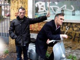 Morrissey a Roma - Dicembre 2005