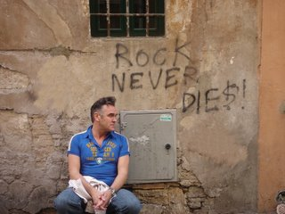Morrissey a Roma!