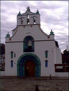 San Juan Chamula - Maggio 2003)