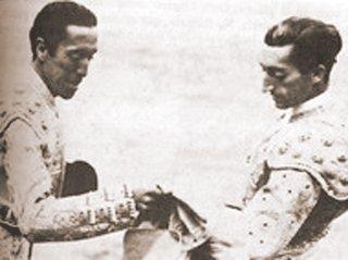 Silverio Pérez confirma la alternativa a Manolete en México el 09/12/1945