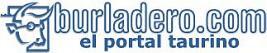 Cabecera del portal taurino Burladero.com, (c) 2000, Martín Ruiz Gárate