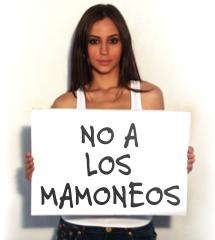 NO A LOS MAMONEOS