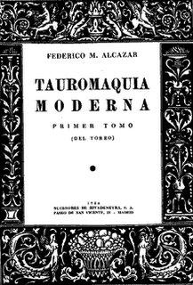 Tauromaquia Moderna