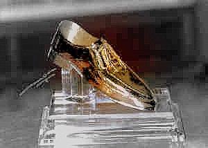 Zapato de Oro de Arnedo