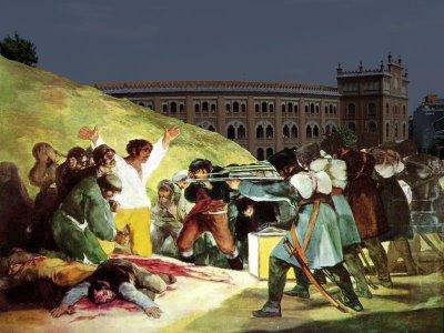 Fusilamientos en Las Ventas