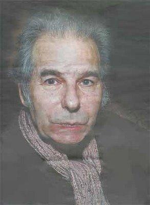 Retrato de Rafael de Paula, por Pascual, en el Diario de Jerez.
